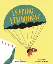 Leaping Lemmings Final Cover Small