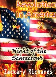 Revolution in America Scarecrow