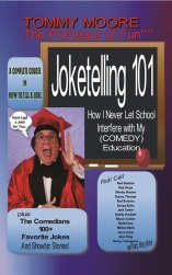 Joketelling 101 Front Cover Ebook
